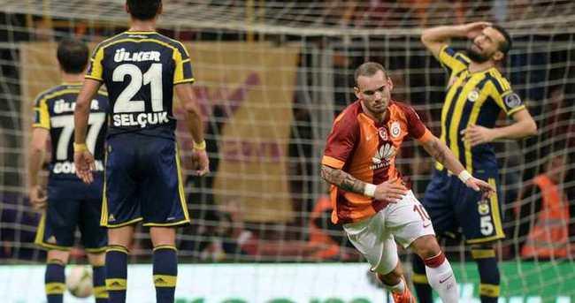 Sneijder, Fener maçına yetiştirilmeye çalışıyor