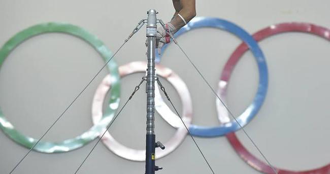 Rio Olimpiyatları'nda yer alacağız