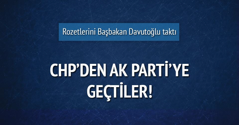 CHP'den ihraç edilen başkanlar Ak Parti'ye geçti