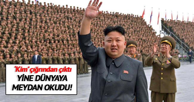 Kuzey Kore'den yeni roket denemesi