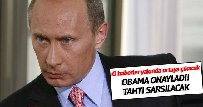 Putin'in tahtını sarsacak haberler ortaya çıkacak!