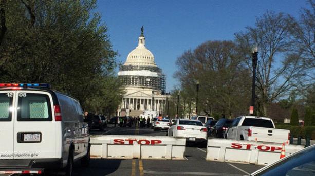 Washington'da bu kez de şüpheli paket alarmı