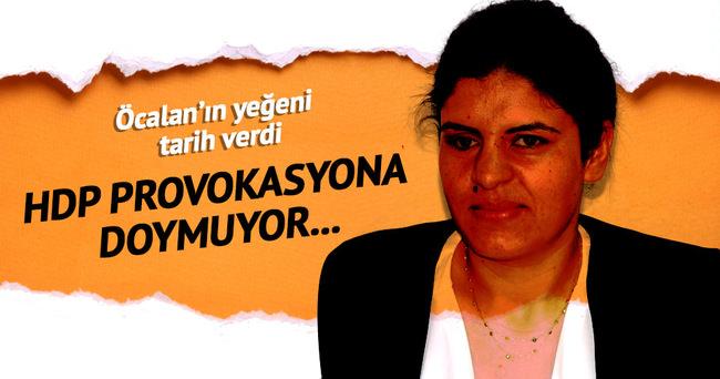 HDP'li vekil Öcalan'dan amcasının doğum günü için çağrı