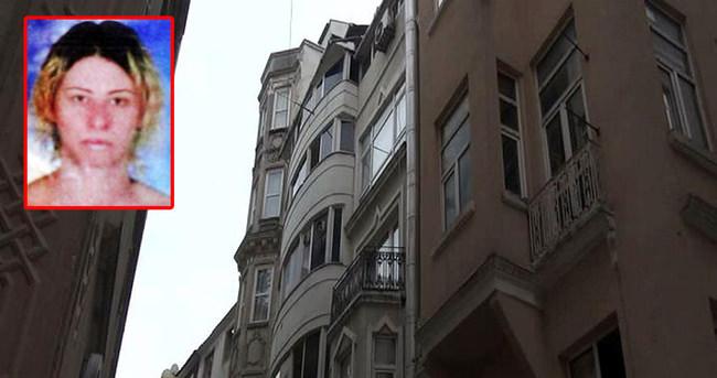 Beyoğlu'nda bir kadın dövülerek öldürüldü
