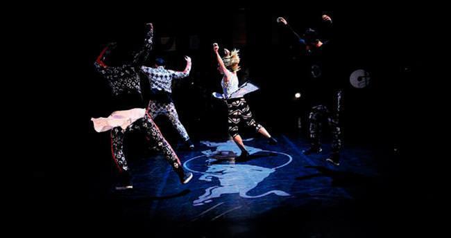 Beş şehir dansa doyacak
