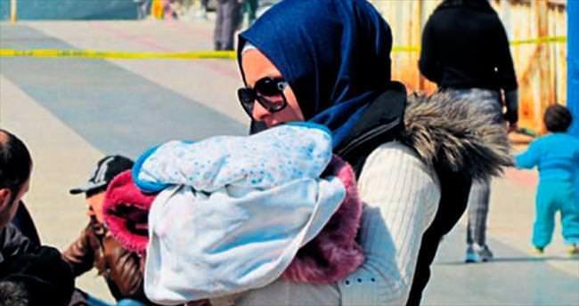 Sahil Güvenlik, Eyisa bebeği tekrar kurtardı