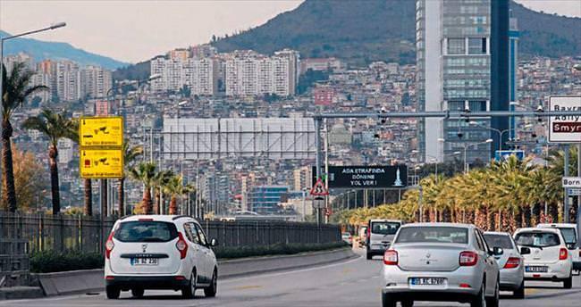 Otomatik radar sistemi İzmir'de devreye girdi