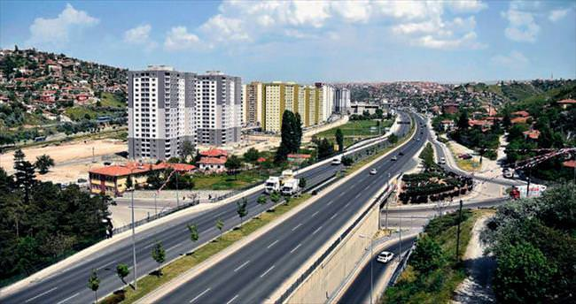 Samsun yolu in Eskişehir yolu out