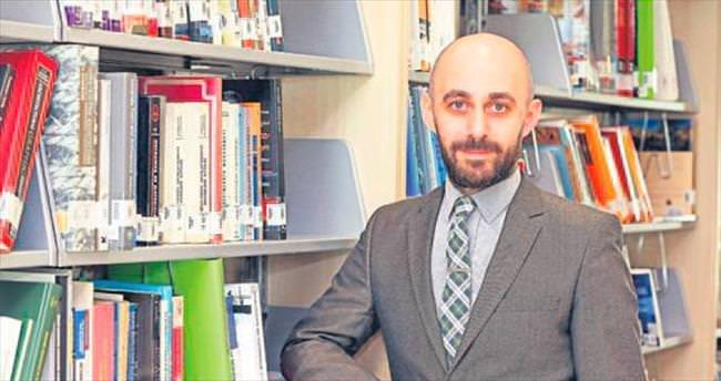 Türk akademisyene büyük onur