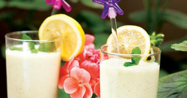 Kremalı Sütlü Limonata Nasıl Yapılır?