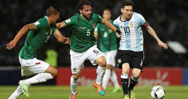 Messi, Arjantin formasıyla 50. golünü attı