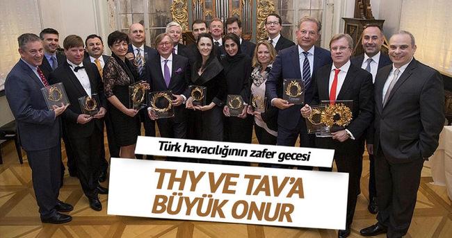 Türk Sivil Havacılığı'nın zafer gecesi