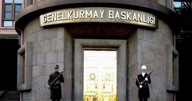 Genelkurmay: 24 PKK'lı terörist etkisiz hale getirildi