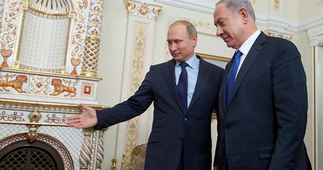 Netanyahu Moskova'ya gidiyor