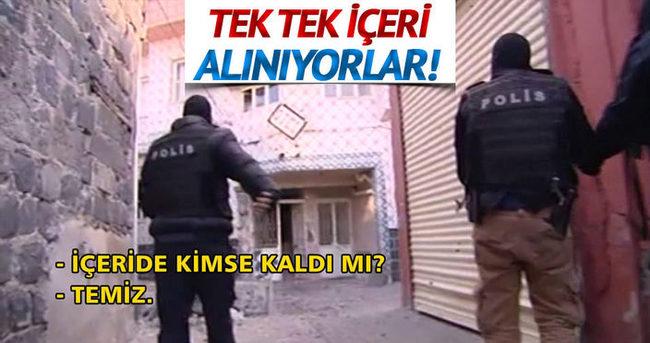 Mardin'de DBP'li başkanlara hendek gözaltısı!