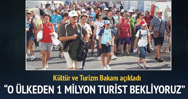 Turizm Bakanı: 1 milyon Ukraynalı turist bekleniyor