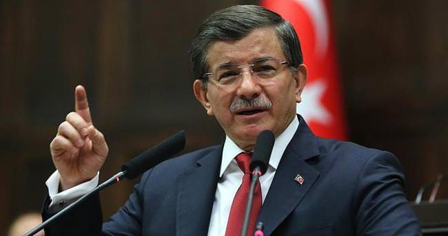 Başbakan Davutoğlu'ndan PDY ile tavizsiz mücadele talimatı