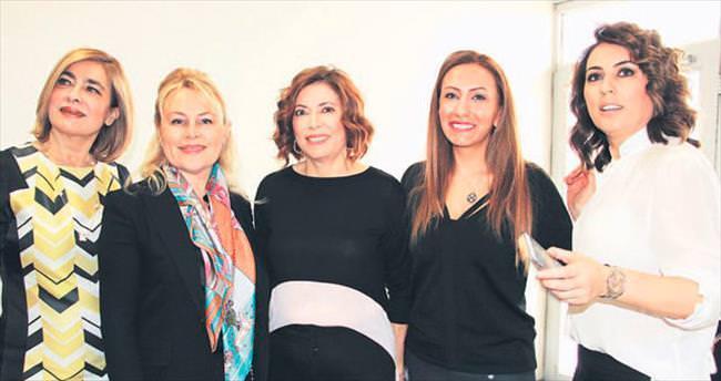 Ankara sosyetesi güzellikte buluştu