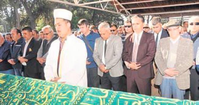 Spor Müdürü Özer Bedir'in acılı günü