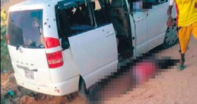 Okul servisine saldırı: 4 Türk öğrenci yaralı