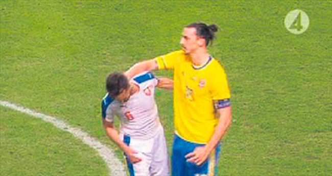 Zlatan'ın son hedefi: Sivok