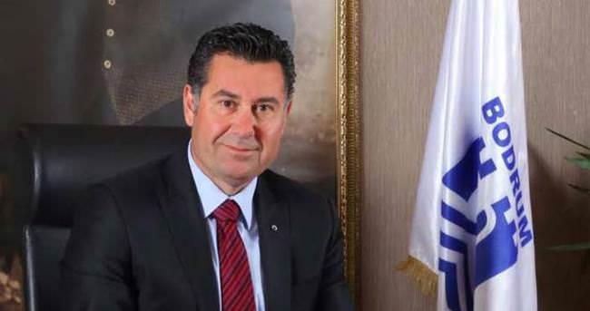 Bodrum Belediye Başkanı'na hapis şoku