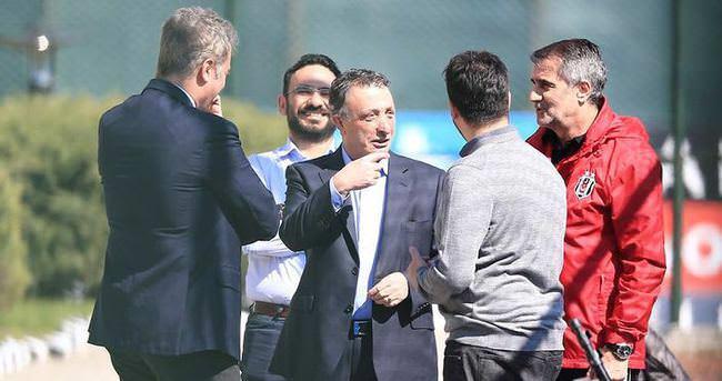 Beşiktaş o belgeyi UEFA'ya gönderdi