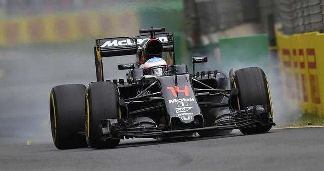 Alonso Bahreyn'de yarışamayacak