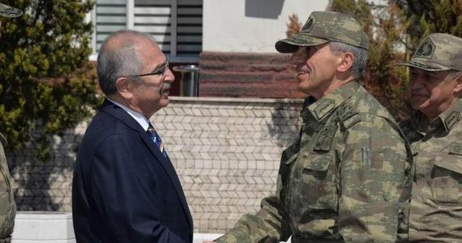 Jandarma Genel Komutanı Balıkesir'de