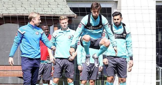 Osmanlıspor'da Fenerbahçe mesaisi