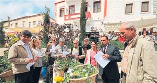 Çeşme'de '7. Ot Festivali' hazırlığı