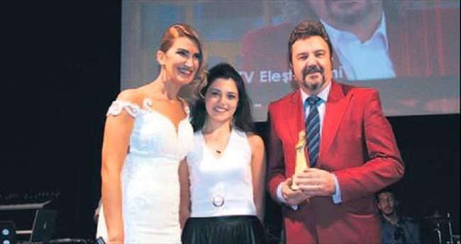 Sabah ve A Haber'e Yılın Mimar Sinanları ödülü