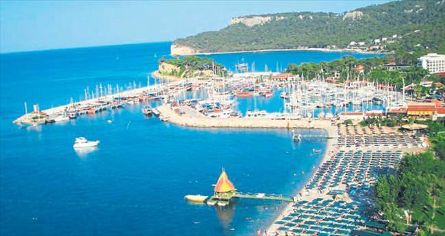 Bir Akdeniz efsanesi: Kemer