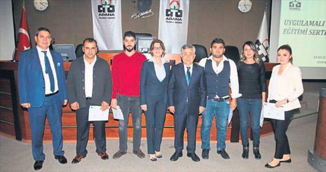 Adana ekonomisi yeni girişimcilerle tanışıyor