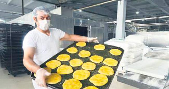 Halk Ekmek kete üretiyor