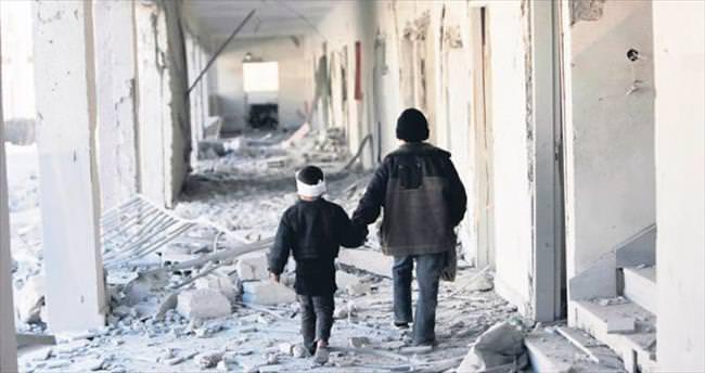 Rejim, okul ve hastane vurdu: 20 ölü