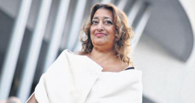 Zaha Hadid hayatını kaybetti