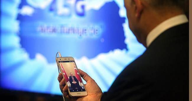 Türkiye 4,5G'ye geçti internet 10 kat hızlandı