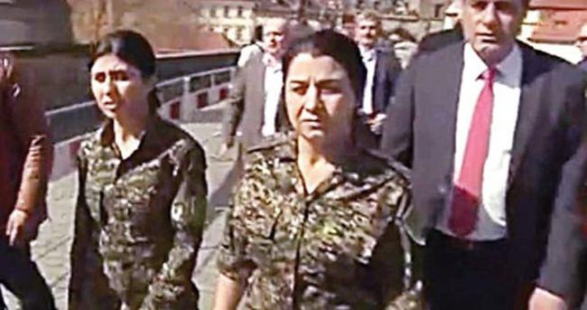 Terör örgütü YPG Prag'da büro açıyor