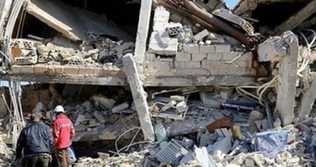 Suriye'de Yamadi Hastanesi vuruldu