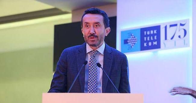 """""""4.5G ile Türkiye'yi hızlandırıyor ve teknolojileri millileştiriyoruz"""""""