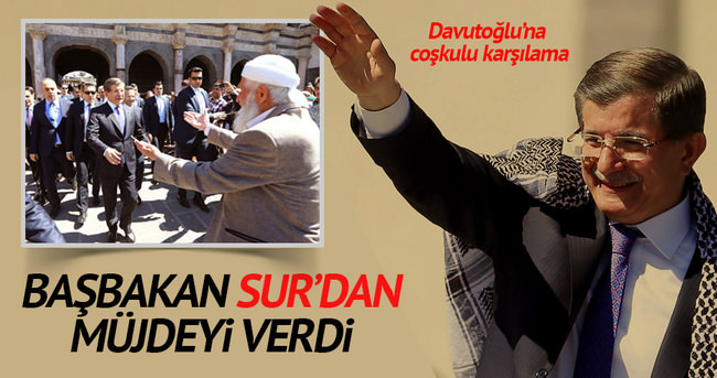 Başbakan Davutoğlu: Korkmuyoruz, korkmayacağız