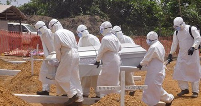 Bitti denilen Ebola yeniden hortladı, Liberya'da 1 kişi öldü