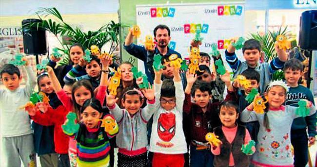 Çocuklar İzmir Park'ta hem eğlenecek hem öğrenecek