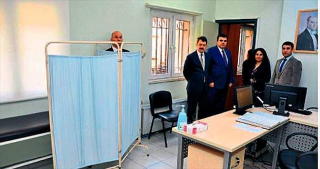 Adli Tıp Şube Müdürlüğü adliye binasında hizmet vermeye başladı