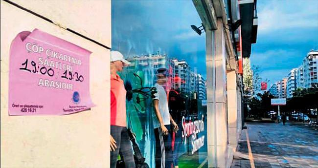 Seyhan kirletiyor Büyükşehir izliyor