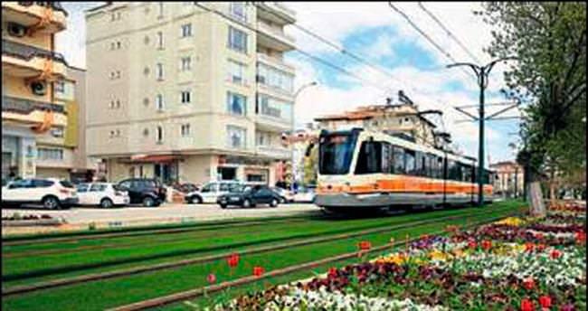 Gaziantep'in her yeri çiçek
