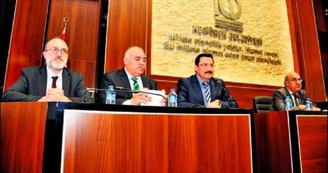Engelli hakları sözleşmesi paneli