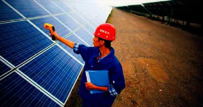 Çin 50 trilyon dolarlık temiz enerji ağı önerdi