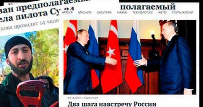 Rus basınında uzlaşma havası
